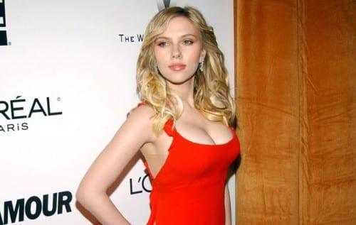 Scarlett Johansson - RozTilefona